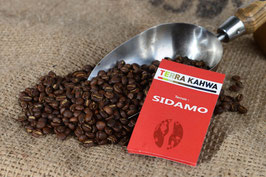 Röstkaffee SIDAMO, café d'Ethiopie Origine Certifiée Terra Kahwa