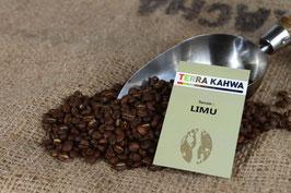Röstkaffee LIMU, café d'Ethiopie Origine Certifiée Terra Kahwa