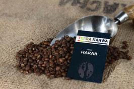 Röstkaffee HARAR, Kaffee aus Äthiopien, Origine Certifiée Terra Kahwa