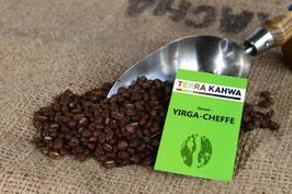 Röstkaffee YIRGA CHEFFE, café d'Ethiopie Origine Certifiée Terra Kahwa