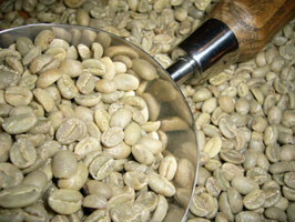 Rohkaffee YIRGA CHEFFE, Kaffee aus Äthiopien, Origine Certifiée Terra Kahwa