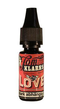 "Tom Klark´s ""Love""  10ml Liquid"