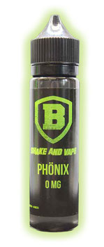 BOZZLIQUIDS Phönix - Reloaded  50ml - 0mg/Nikotin