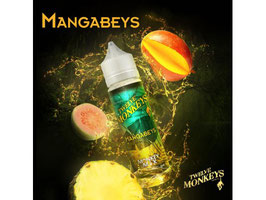 Twelve Monkeys - Mangabeys 0 mg/ml 50ml