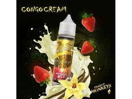 Twelve Monkeys - Congo Cream 0 mg/ml 50ml