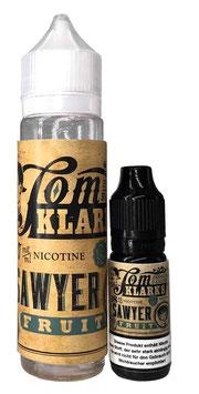 "Tom Klark´s ""Sawyer Frucht"" Liquid  60ml / 3 mg Shotfill"