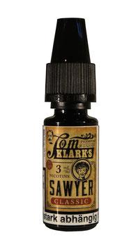 "Tom Klark´s ""Sawyer Klassik"" 10 ml Liquid"