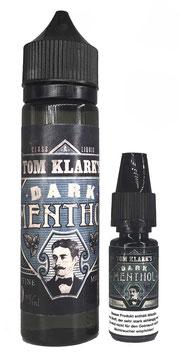 "Tom Klark´s ""Dark Menthol""  Liquid  60ml / 3 mg Shotfill"