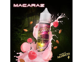 Twelve Monkeys - MacaRaz 0 mg/ml 50ml