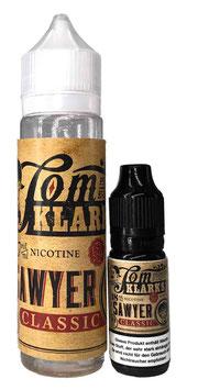 "Tom Klark´s ""Sawyer Klassik"" Liquid  60ml / 3 mg Shotfill"