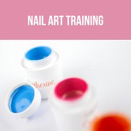 ONLINE Nail Art Training