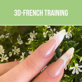 ONLINE 3D French Training