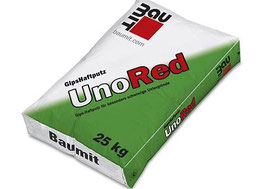 Baumit Uno Red Gipshaftputz