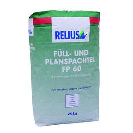 Relius Füll und Glättspachtel FP 60