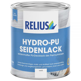 Relius Hydro- PU Seidenlack