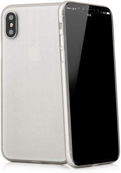 Tenuis iPhone XS Max in Grau