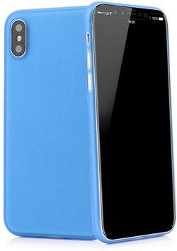 Tenuis iPhone XS Max in Blau