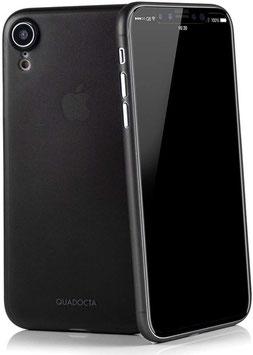 Augusta iPhone XR in Schwarz