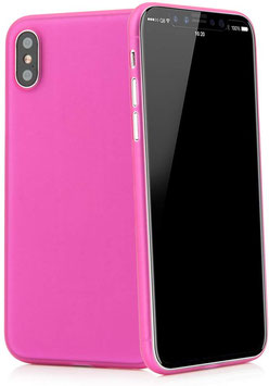 Tenuis iPhone X/XS in Pink