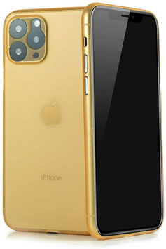 Tenuis iPhone 11 in Gold