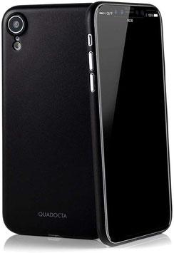 Angusta iPhone XR in Solid Schwarz