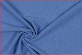 Viskosejersey uni helles blau (Meterware)