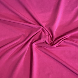 Jersey Vanessa pink 935 uni Baumwolljersey (Meterware)