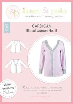 Cardigan lillesol women No.11