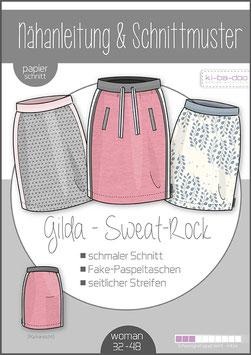 Gilda Sweatrock von kibadoo