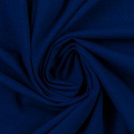 Jersey Vanessa dunkelblau uni Baumwolljersey 598 (Meterware)