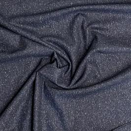 Tweed CARDIFF dunkelblau (Meterware)