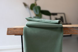 Soft Stretch Twill in moss von meetMILK