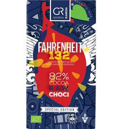 FAHRENHEIT 132 R.A.W. - 82% Kakao - BIO von Georgia Ramon