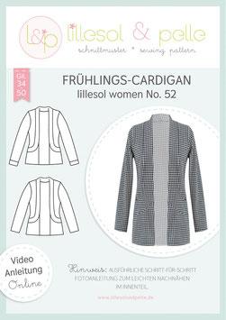 Frühlingscardigan lillesol women No.52