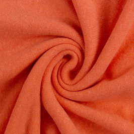 BENE Strickstoff Feinstrick orange uni (Meterware)