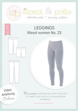 Leggings lillesol women No.23