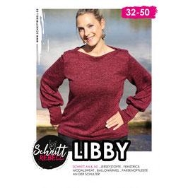 Shirt Libby von Schnittrebell