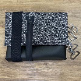 Nähpaket MachDeinDing2021 Tasche (schwarz)