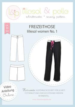 Freizeithose lillesol women No.1