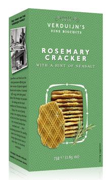 Cracker mit Rosmarin & Meersalz 75g