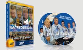 DVD: La Trilogie AGIPI: '05, '06, '07