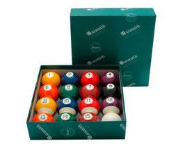 Super Aramith Premium Poolballs 57,2