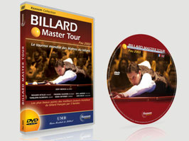 DVD: Billiard Master Tour Pau 2003