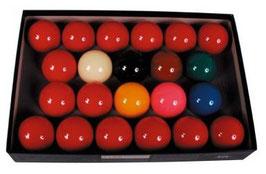 Balls Snooker - 52,4mm Standard