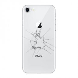 Remplacement de la vitre arrière sur l'iphone 8