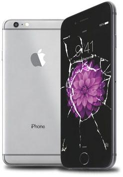Remplacement de la vitre lcd de l'iphone 6s