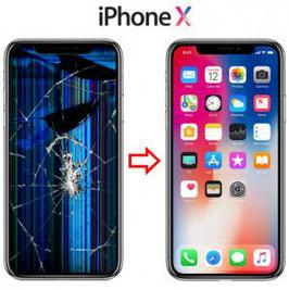 Remplacement de l'écran Oled Iphone X
