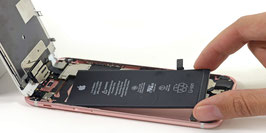 Remplacement de la batterie pour iphone 6s