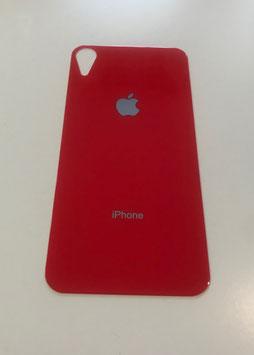 Verre de protection arrière pour iPhone XR