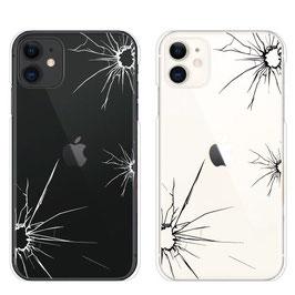 Remplacement de la vitre arrière sur l'iphone 11